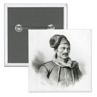 Constantina Kanaris Pin Cuadrado