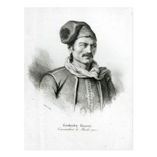 Constantina Kanaris Postales