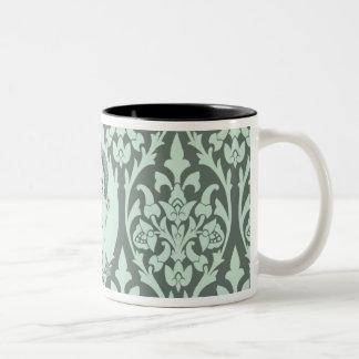 constantine cavafy Two-Tone coffee mug