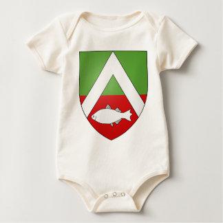 Constantine_CoA_2_ (French_Algeria) Body Para Bebé