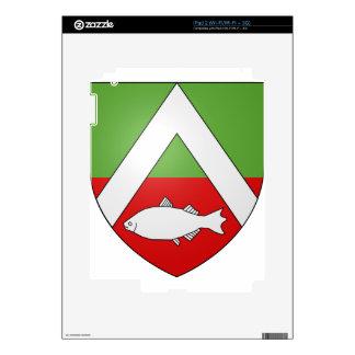 Constantine_CoA_2_ (French_Algeria) Calcomanía Para El iPad 2