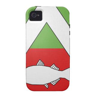 Constantine_CoA_2_ (French_Algeria) Carcasa Case-Mate Para iPhone 4