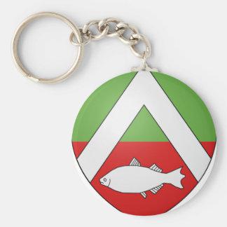 Constantine_CoA_2_ (French_Algeria) Llavero Redondo Tipo Pin