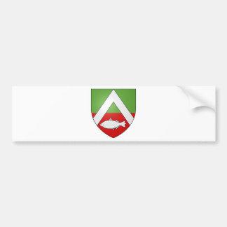 Constantine_CoA_2_ (French_Algeria) Pegatina Para Auto