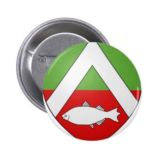 Constantine_CoA_2_ (French_Algeria) Pin Redondo De 2 Pulgadas