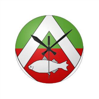 Constantine_CoA_2_ (French_Algeria) Reloj Redondo Mediano