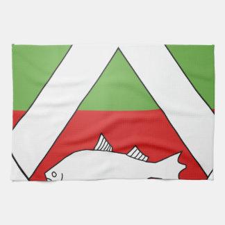 Constantine_CoA_2_ (French_Algeria) Toallas De Mano
