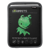 Constantine - Frog with a Mole Sleeve For iPads