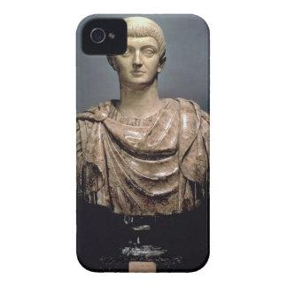 Constantine I (c.274-337) c.350 AD (marble) iPhone 4 Case