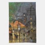 Constantino Korovin: Gran ópera, París Toalla De Mano