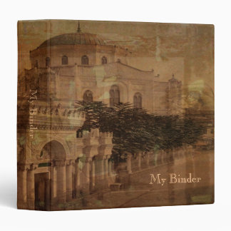 Constantinople Binder