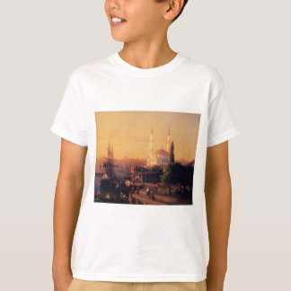 Constantinople by Ivan Aivazovsky T-Shirt