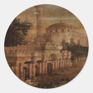 Constantinople Classic Round Sticker