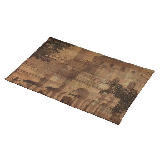 Constantinople Cloth Placemat