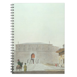 Constantinople: Haghia Sophia Square showing the f Notebook