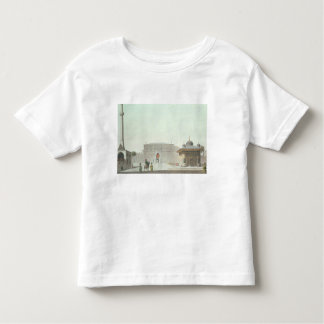 Constantinople: Haghia Sophia Square showing the f Toddler T-shirt