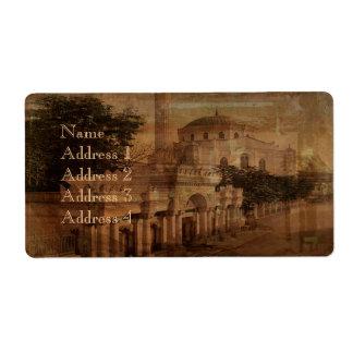 Constantinople Label