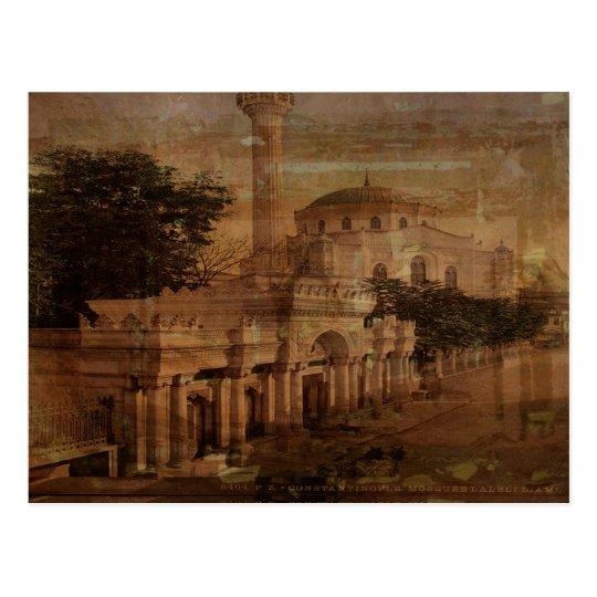 Constantinople Postcard
