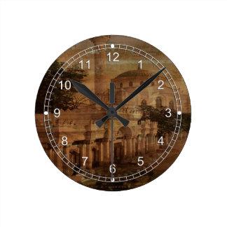 Constantinople Round Clock
