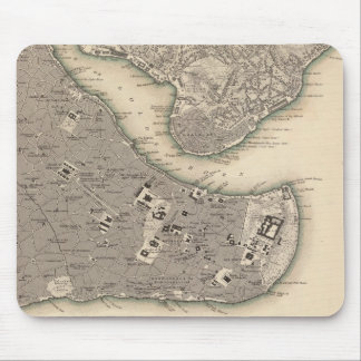 Constantinople Stambool Mouse Pad