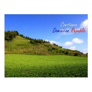 Constanza Dominican Republic PostCard