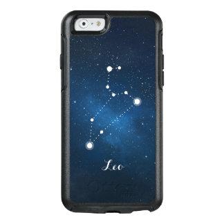 Constelación de la muestra del zodiaco de Leo Funda Otterbox Para iPhone 6/6s