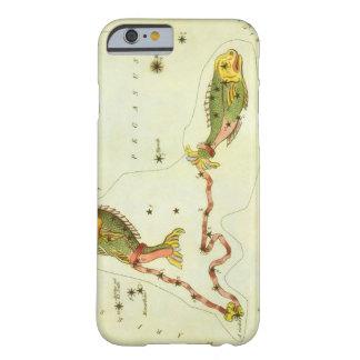 Constelación de los pescados de Piscis de la Funda Barely There iPhone 6