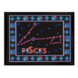 Constelación de Piscis Postal