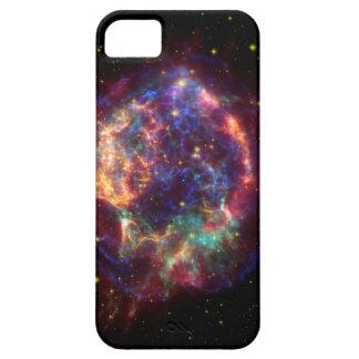 Constelación del Cassiopeia iPhone 5 Protectores