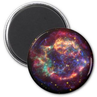 Constelación del Cassiopeia Imán De Frigorifico
