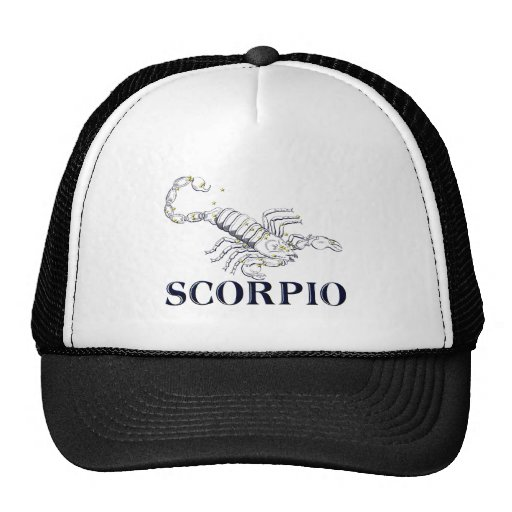 Constelación: Escorpión Gorra