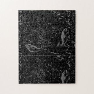 Constelación Hevelius de Piscis 1690 Feb19 - 20 de Rompecabeza