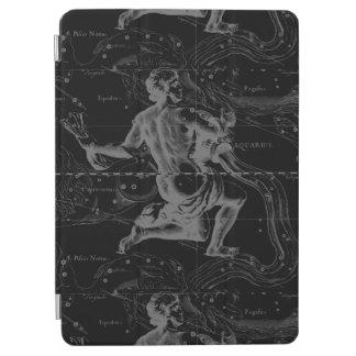 Constelación Hevelius del acuario del vintage Cubierta De iPad Air
