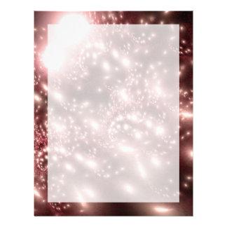 Constelación Plantilla De Membrete