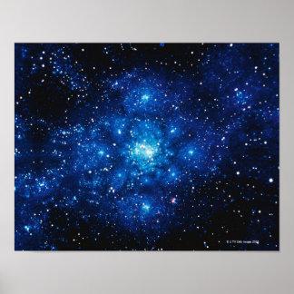 Constelación Póster