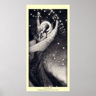 Constelación - Wilhelm Kotarbinski Impresiones