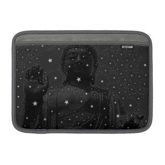 constelaciones abstractas de la estrella que ruega funda para macbook air