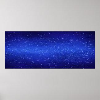 Constelaciones Póster