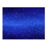 Constelaciones Tarjeta Postal