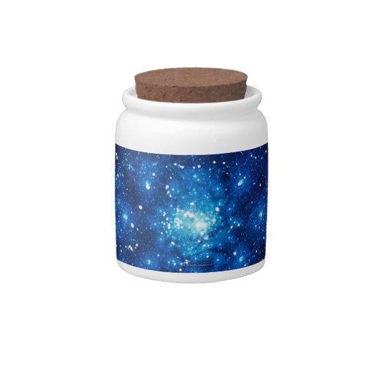Constellation 3 candy jar