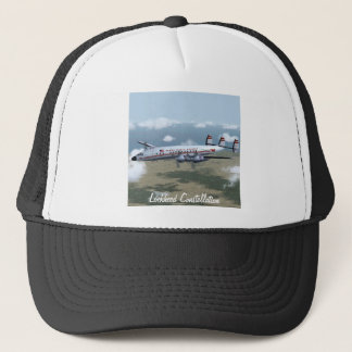 Constellation Airliner Trucker Hat