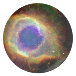 Constellation Aquarius a Dying Star White Dwarf Melamine Plate