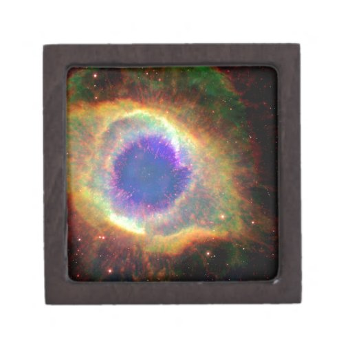 Constellation Aquarius a Dying Star White Dwarf Premium Jewelry Boxes