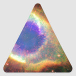 Constellation Aquarius a Dying Star White Dwarf Triangle Sticker