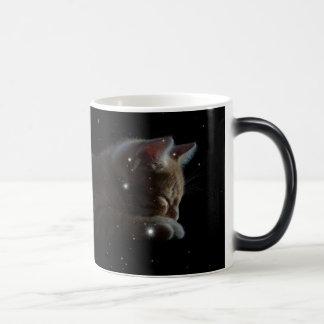 Constellation Cat Magic Mug