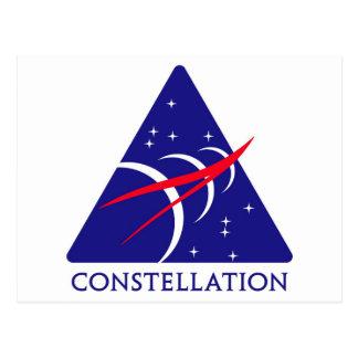 Constellation Logo Postcard
