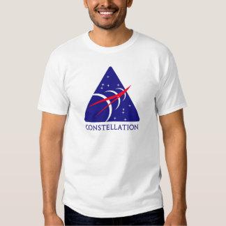 Constellation Logo T Shirt
