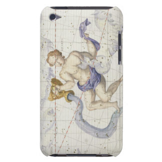 Constellation of Aquarius, plate 9 from 'Atlas Coe Case-Mate iPod Touch Case