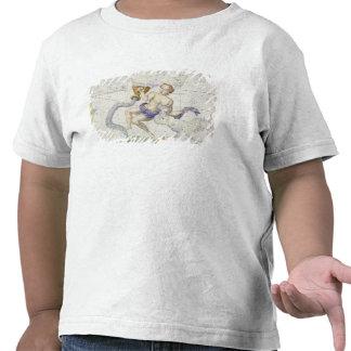 Constellation of Aquarius, plate 9 from 'Atlas Coe Tee Shirt