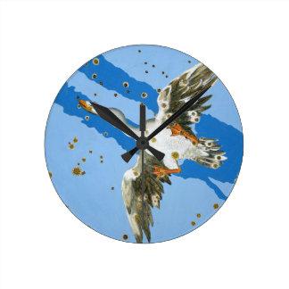 Constellation of Cygnus, from 'Uranometria' writte Round Clocks